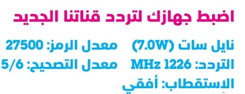 تردد قناة كرتون نتورك بالعربية الجديد على النايل سات