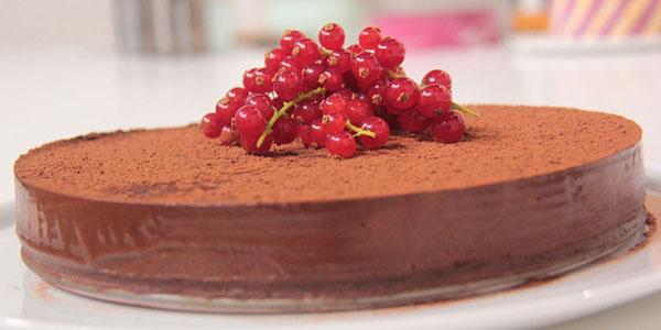 طريقة عمل ترافل كيك الشوكولاتة اللذيذ
